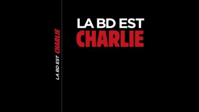 Sortie le 5 février d'un album hommage intitulé: «La BD est Charlie»