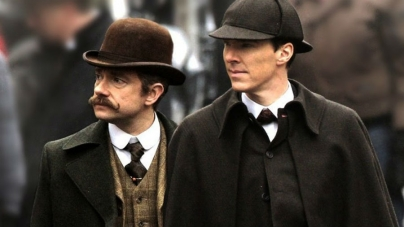 Sherlock : Montée des tensions entre Martin Freeman et Benedict Cumberbatch