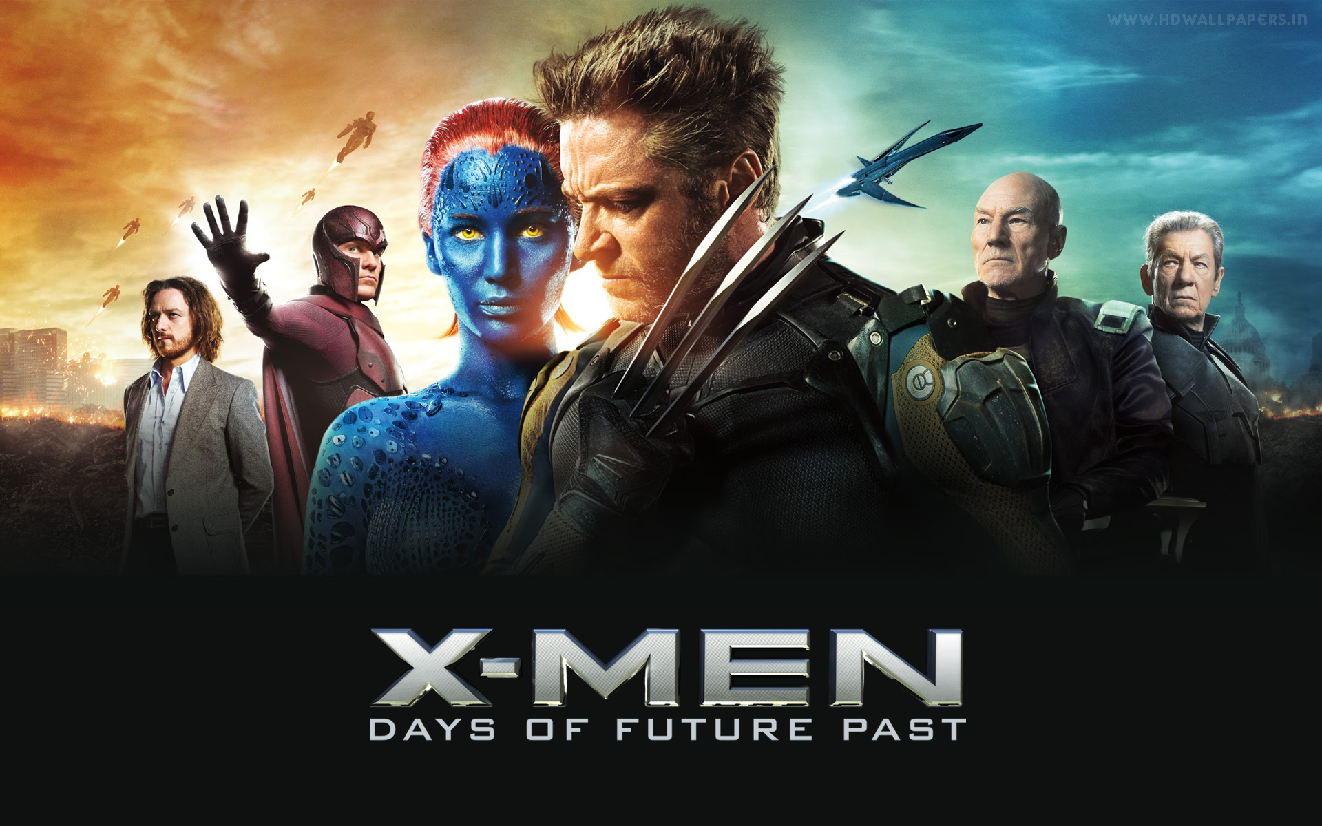 Critique X-men : Days of Future Past de Bryan Singer