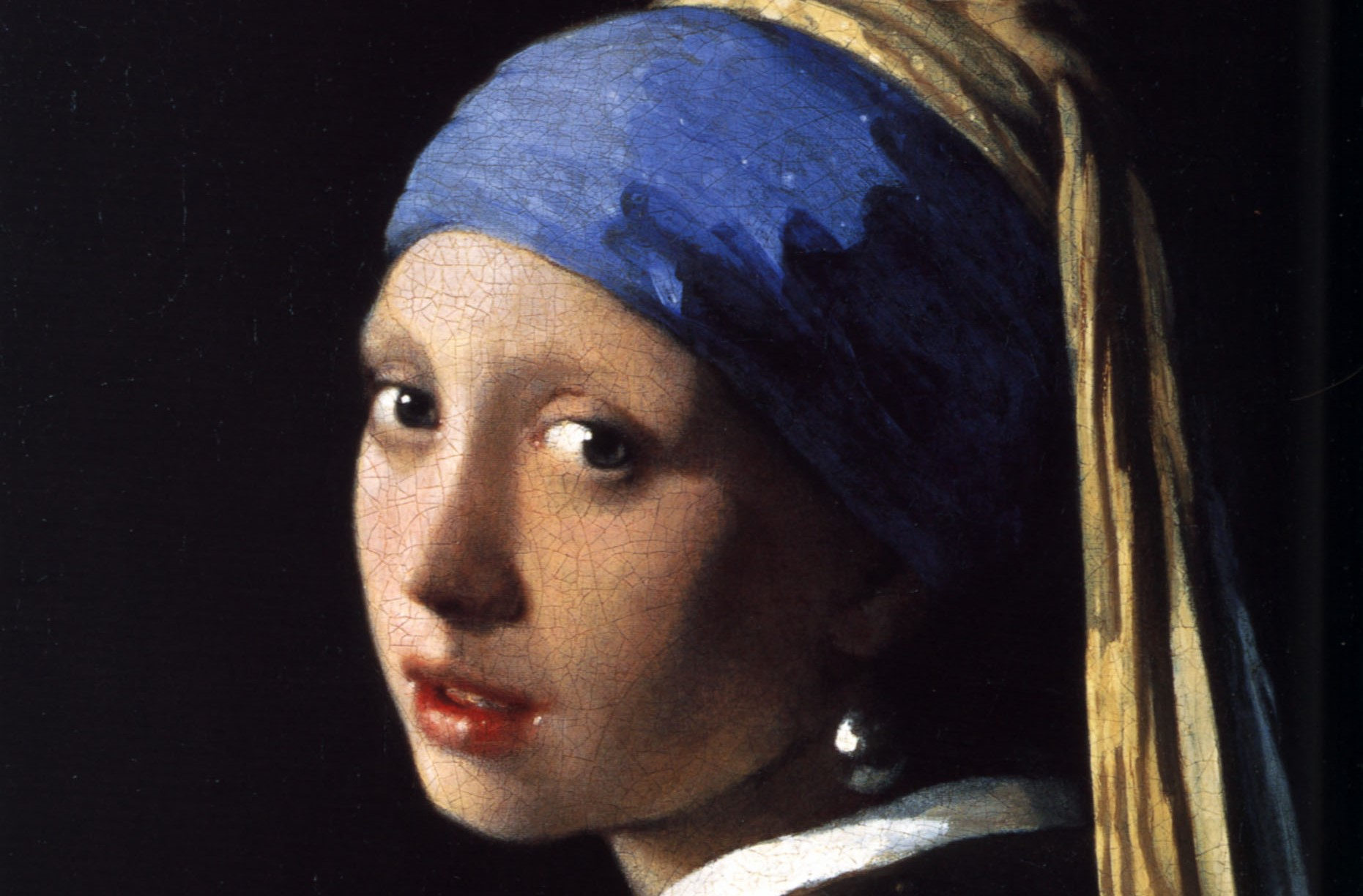 La jeune fille à la perle - Vermeer