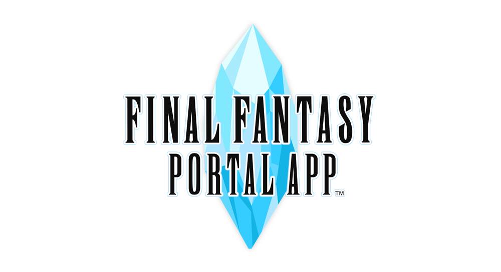 Logo de Final Fantasy Portal App