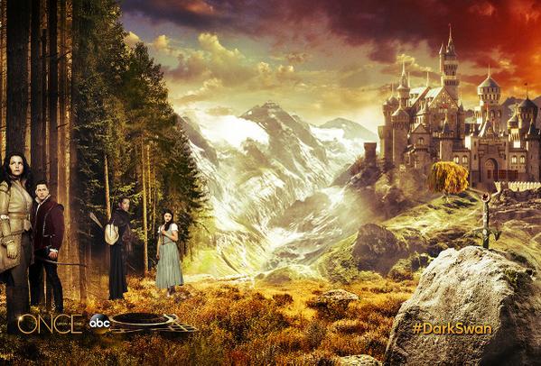 Once upon a time, poster saison 5