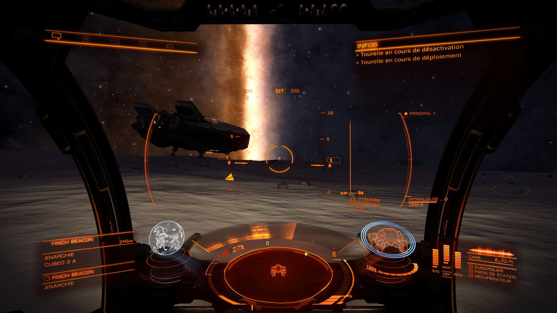 elite dangerous : horizons