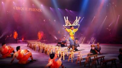 «Le Petit Dragon» au Cirque Phénix jusqu'au 10 Janvier et en tournée !