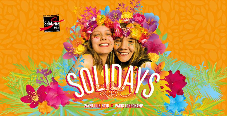 Solidays 2016