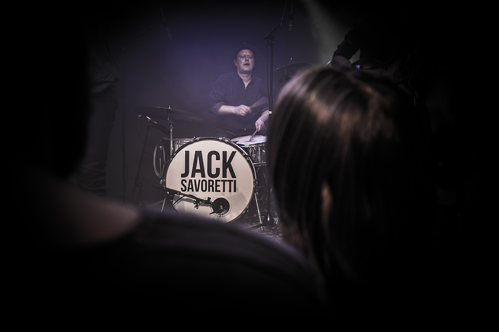 Jack Savoretti Batteur
