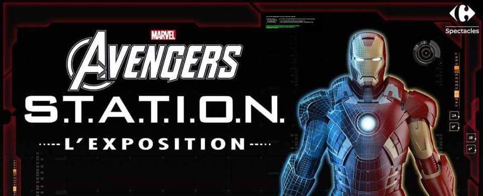 Exposition Avengers