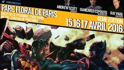 Urban Comics : Quatre invités prestigieux pour la Paris comics expo.