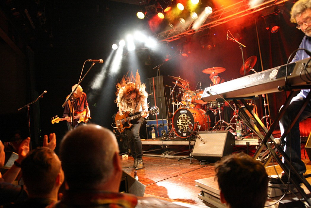 ten years after, le trianon, concert