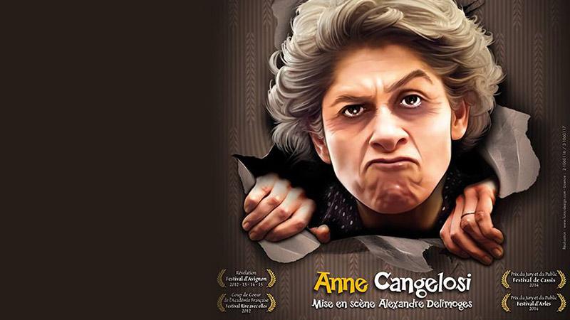 Mémé casse-bonbons avec Anne Cagélosi