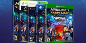 Minecraft: Story Mode – The Complete Adventure : disponible en magasin !