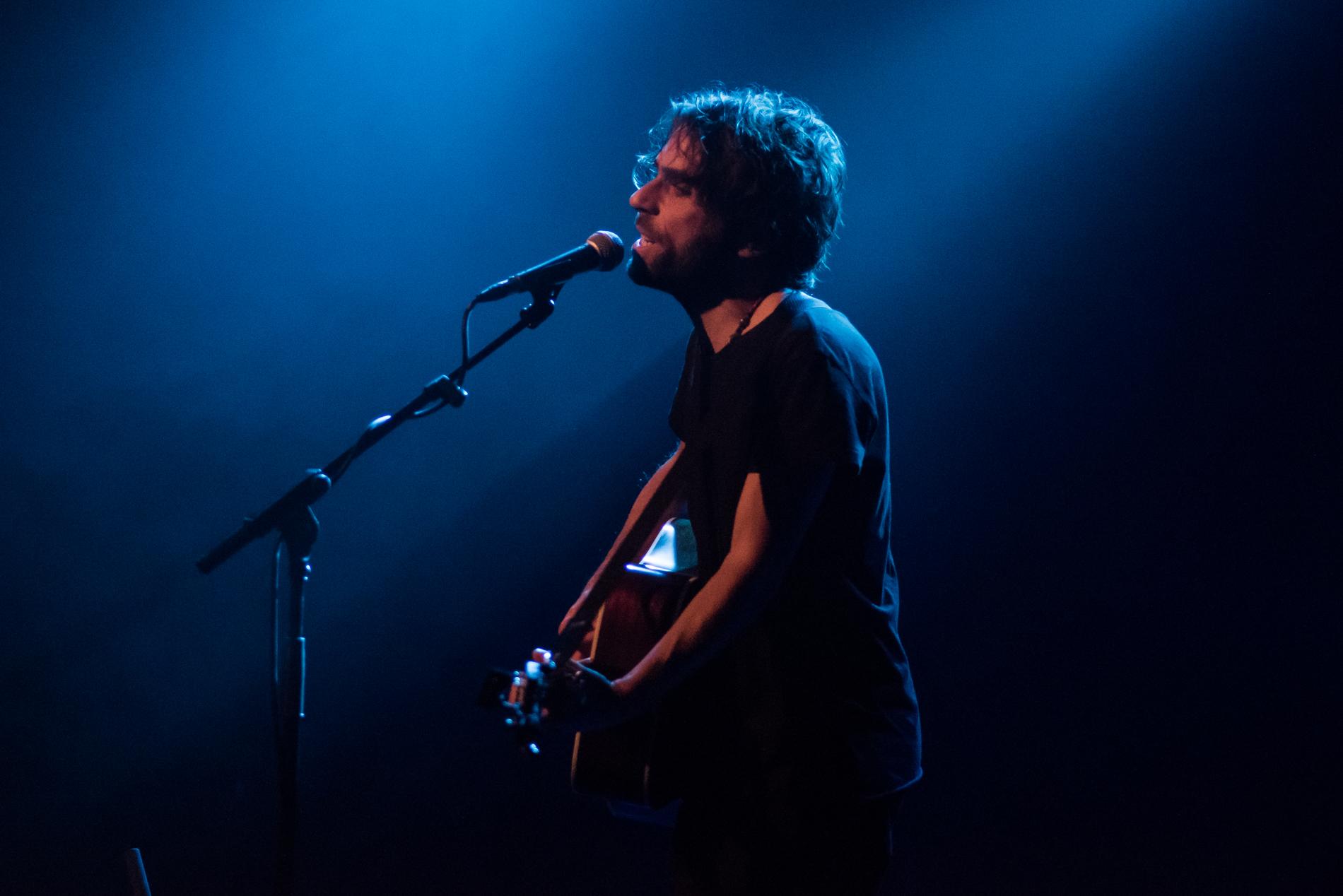 Fabrizio Cammarata concert