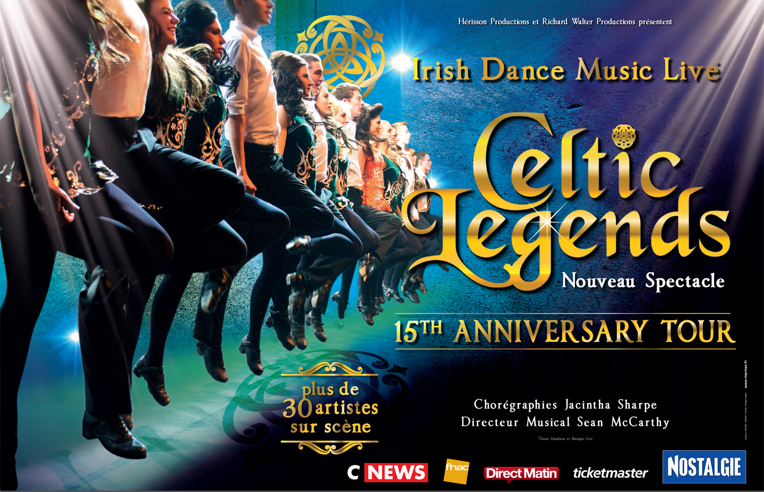 Celtic Legends, 15th Anniversary Tour