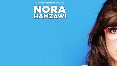 Nora Hamzawi au République jusqu'au 29 avril 2017