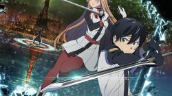 Le film d'animation Sword Art Online : Ordinal Scale débarque en avant-première en France !