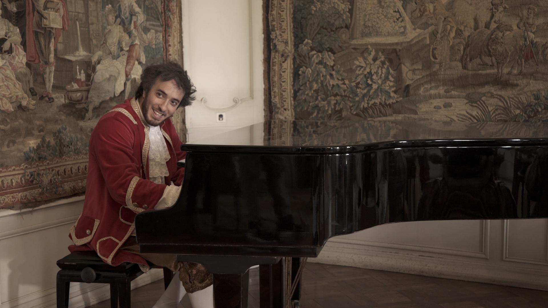 Avner Peres Mozart