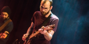 [Report] Gunwood – Un premier aperçu de leur album au studio de l'Ermitage