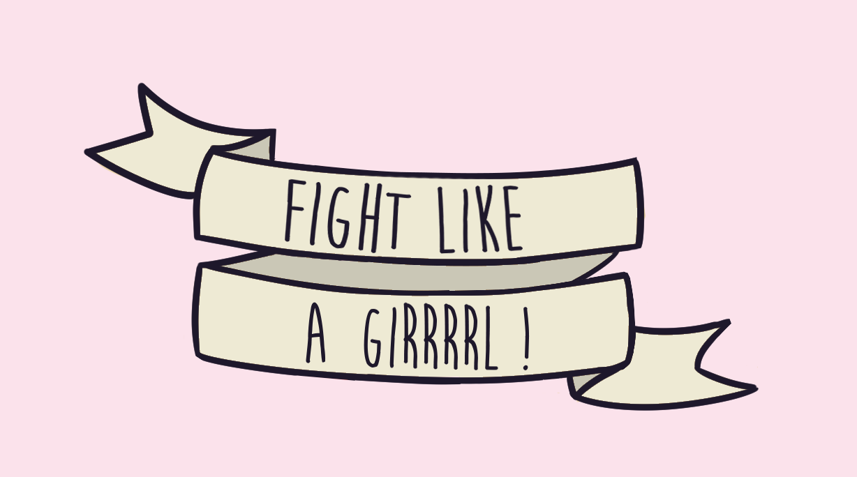 Kaol Porfírio - fight like a girl