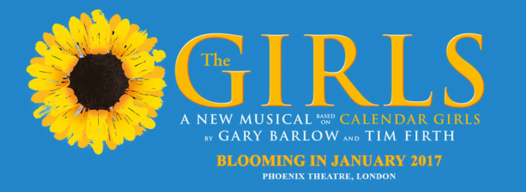 The Girls : La comédie musicale à ne pas rater à Londres !