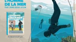 L'homme de la mer : un nouveau conte moderne chez Pika Graphic !