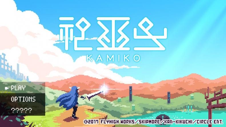 KAMIKO : l'autre Zelda (8bits) de la Switch ! (test)