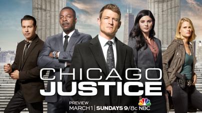 La série Chicago Justice est annulée par la chaîne NBC