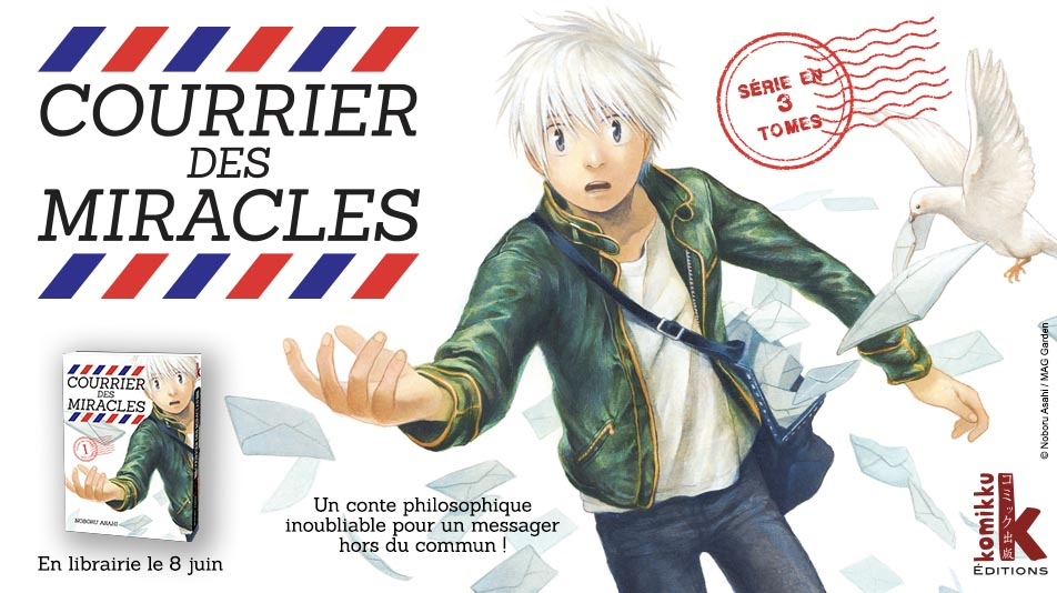 courrier des miracles full