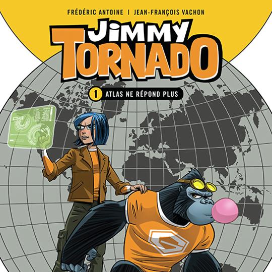 Jimmy Tornado BD