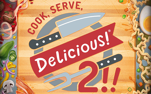 Cook Serve Delicious ! 2