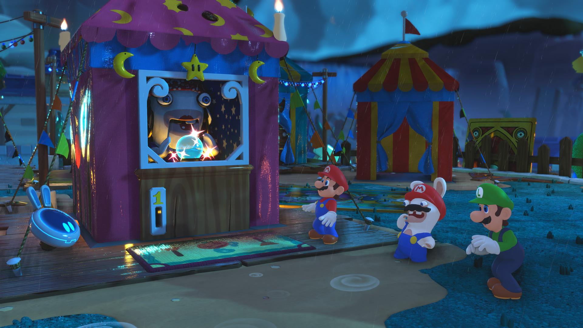 Mario - Rabbids Kingdom Battle