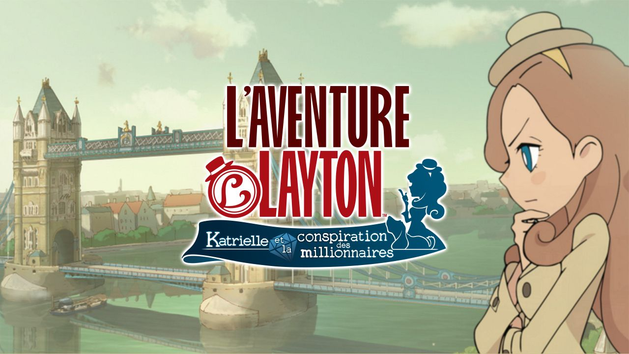 l'aventure Layton