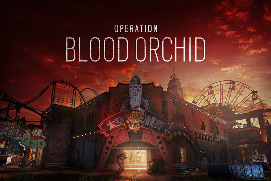 blood orchid - R6