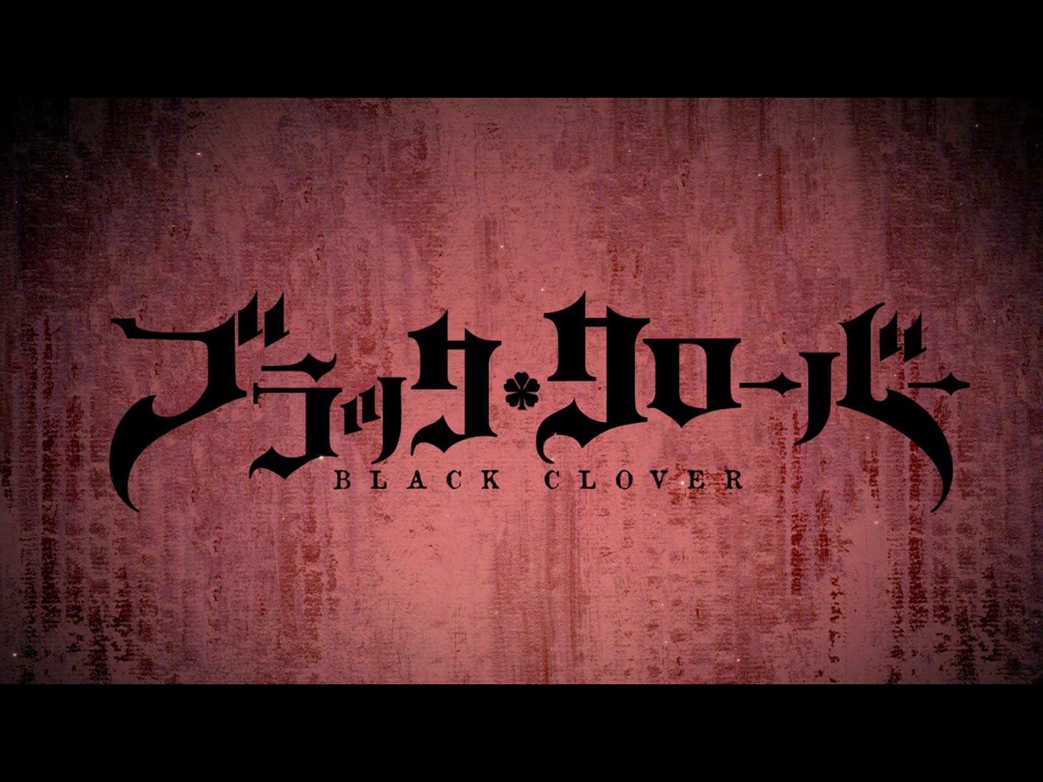 Black Clover titre