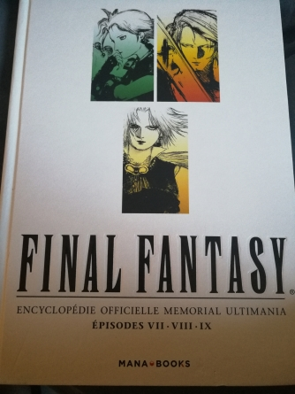 Final Fantasy Memorial Ultimania : que vaut l'encyclopédie officielle ?