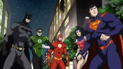 Justice League Collection : le coffret de 10 films d'animation édité par Warner Bros