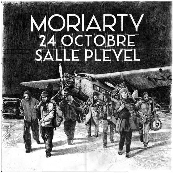 MORIARTY Pleyel