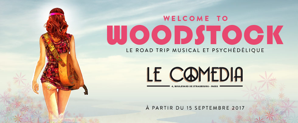 Welcome to Woodstock, road trip musical réussi