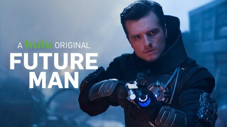 future man série