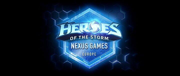 Découvrez les équipes des Nexus Games Europe d'Heroes of the Storm !