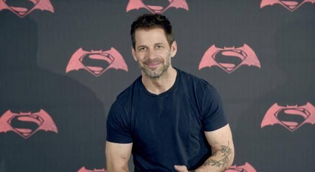 Portrait de Zack Snyder : Rétrospective de 300 à Sucker Punch