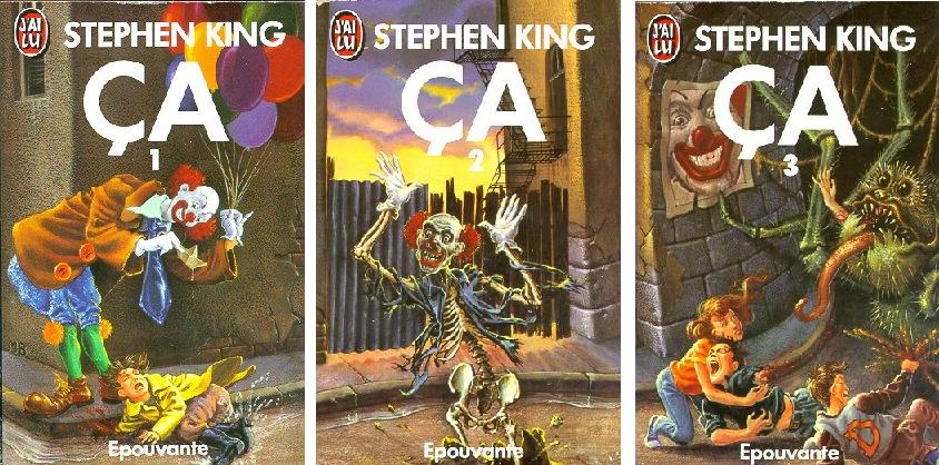 Revue littéraire: Ça de Stephen King