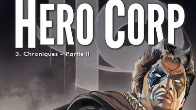 [Review] Hero Corp, un comics made in France ?