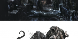 Bloodborne artbook : des archives glaçantes