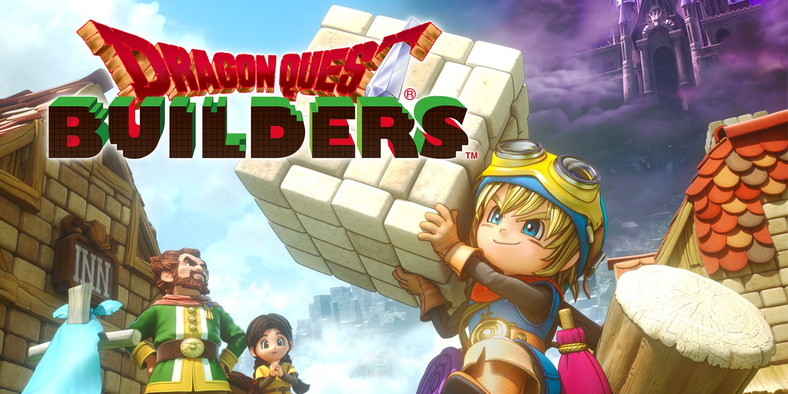 Dragon Quest Builders full