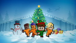 Une prison festive gratuite pour The Escapists 2 !