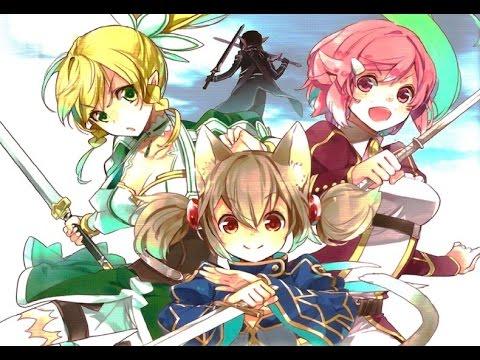 Sword Art Online Girls'Ops full