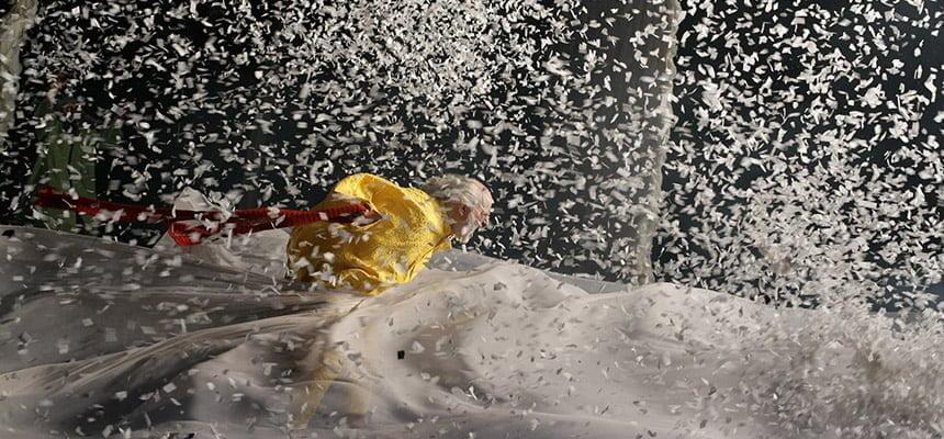 Le Slava's Snowshow, le spectacle de clown poétique