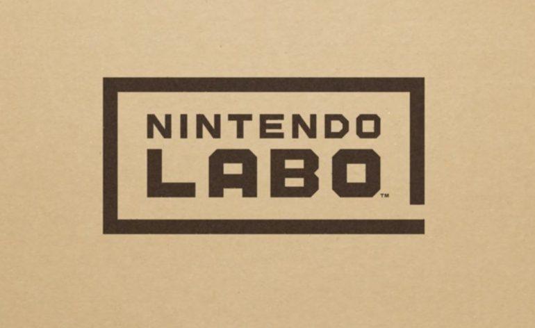Nintendo Labo full
