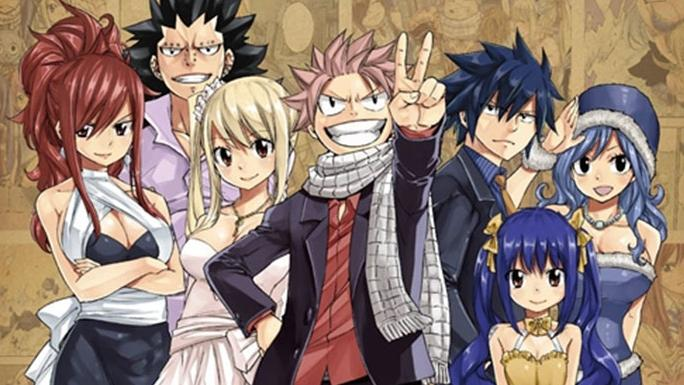 Fairy Tail full