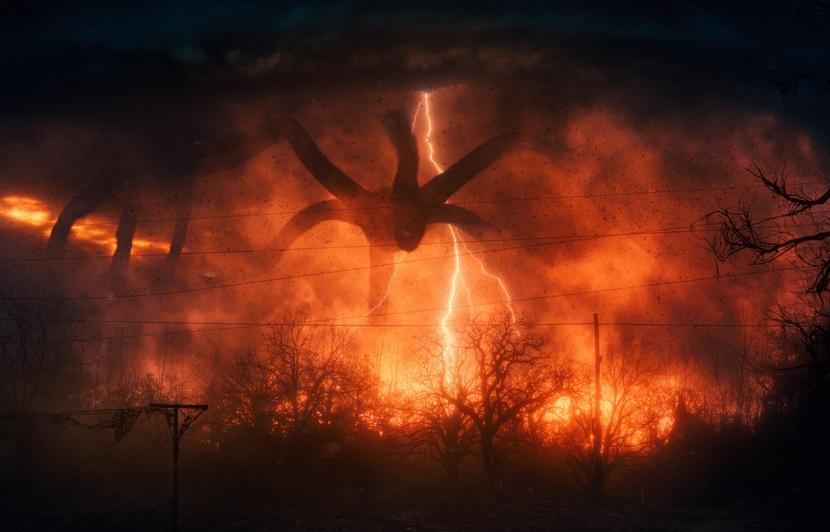 Stranger things - monstre saison 2